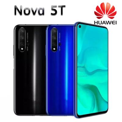 HUAWEI NOVA 5T 128GB ราคาโทรศัพท์มือถือหัวเหว่ย ขายมือถือราคาส่ง ราคาปกติ 10,990-.