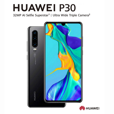 Huawei P30 ราคาโทรศัพท์หัวเหว่ย สินค้าราคาปกติ 18,990-.