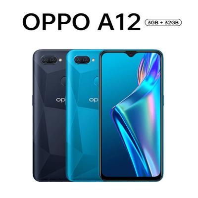OPPO A12 32GB Ram3 สเปคข้อมูลมือถือ ราคาล่าสุด ปกติราคา 4,490-.