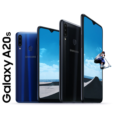 SAMSUNG GALAXY A20s (ซัมซุง) Galaxy A20s สินค้าราคาปกติ 6,490-.