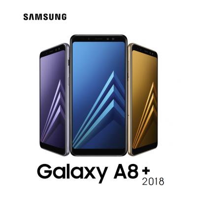 Samsung Galaxy A8+ 2018 64GB สมาร์ทโฟนซัมซุง A8 Plus 208 รีวิว สเปค ราคาขาย ร้านขายมือถือซัมซุงมาบุญครอง