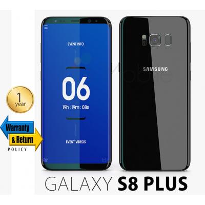 Samsung Galaxy S8 Plus 64GB Black ร้านขายมือถือซัมซุง S8 Plus มาบุญครอง