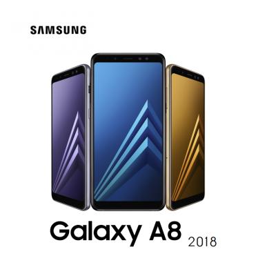 Samsung Galaxy A8 2018 32GB สมาร์ทโฟนซัมซุง A8(2018) สเปค ราคา ขายซัมซุง Galaxy A8(2018)