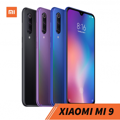 Xiaomi Mi 9 128GB สเปคราคา ขายโทรศัพท์เสี่ยวมี่มาบุญครอง ราคาปกติ 15,900-.