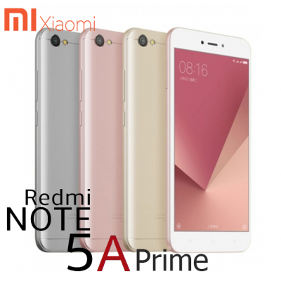 Xiaomi Redmi Note 5A Prime 32GB ขายมือถือเซี่ยวมี่ รีวิว สเปค ราคาขาย ร้านขายมือถือ Xiaomi มาบุญครอง